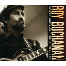 ROY BUCHANAN - SWEET DREAMS: THE ANTHOLOGY  2 CD NEW!