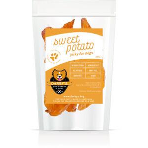 Darby's Dog Bakery & Deli Sweet Potato vegetable chew dog treats 150g