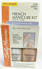 Sally Hansen French Manicure Kit - Sheerly Pink 2306