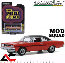 GREENLIGHT 44890A 1:64 1970 PLYMOUTH GTX (THE MOD SQUAD)