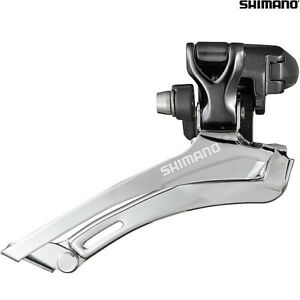 Shimano ultegra FD-CX70 10 Speed Double Front Derailleur 34.9 Band On - Top Pull