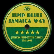 Various Artists - Jump Blues Jamaica Way: Jamaican Sound System Clas [New CD] UK