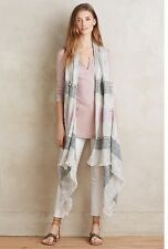 NEW Anthropologie Ariana Gel Vest Topper Scarf One Size XS S M L XL Tolani