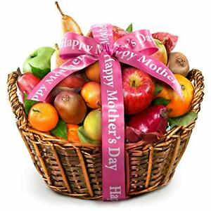 Mother's Day California Bounty Fruit Gift Basket