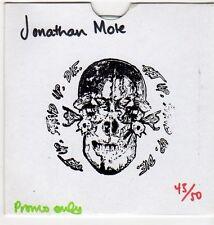 (FJ378) Jonathan Mole, Get Up Stand Up Die - Ltd Ed DJ CD