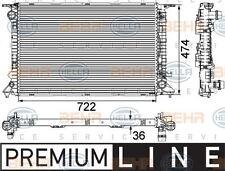 8MK 376 745-651 HELLA Radiator  engine cooling