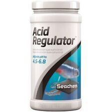 Seachem Acid Regulator  Tropical Freshwater Aquarium pH 4.5- 6.8 - 250g