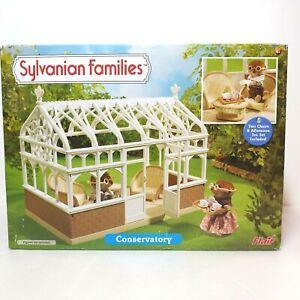 Sylvanian Families - Conservatory RARE - 4424