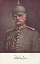 A2547) WW1, GERMANIA, AUGUST VON MACKENSEN FELDMARESCIALLO TEDESCO.