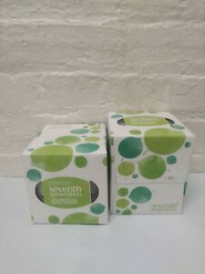 Seventh Generation Facial Tissues 100% Recycled, 2 pack, 85 count per pk, NEW!