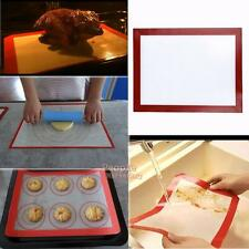 1pc Non-stick Silicone Baking Sheet Liner Non Slip Oven Safe Heat Resistant Mat