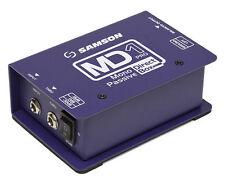 Direct/DI Box Pro Audio Preamps