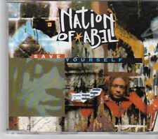 (EW563) Nation Of Abel, Save Yourself - 1994 CD