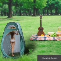 Portable Outdoor Pop-up Toilet Dressing Fitting Room Privacy Shelter Tent Army G