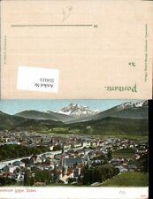 544113,Innsbruck geg. Süden Serles pub Warger 4282