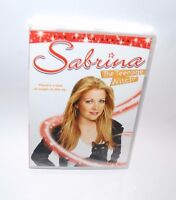 NEW SEALED SABRINA THE TEENAGE WITCH SIXTH SEASON DVD CBS TV SERIES  3 DISC SET