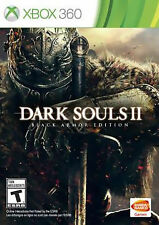 Dark Souls II 2 Black Armor Edition (Xbox 360, 2014) Brand New Sealed