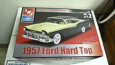 Amt Ertl Classics 1957 Ford Hard Top 1:25 Skill 2 Model Kit #31544 Sh2