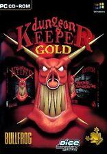 DUNGEON KEEPER GOLD  - KULT KLASSIKER - RAR!! !!! DEUTSCH beide Teile