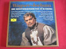 NM BOX SET 5 LP - WAGNER - JOCHUM - DIE MEISTERSINGER VON NURNBURG - DG GERMANY