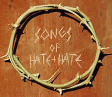 ART ABSCONS + GNOMONCLAST Songs of Hate + Hate CD Death in June Blood Axis