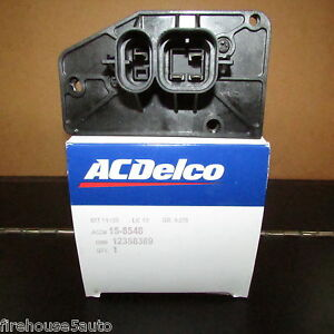 ACDELCO 15-8548 A/C Blower Motor Switch/Resistor