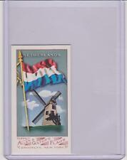 2007 Allen & Ginter Flags Of All Nations Mini Insert Card ~ Netherlands