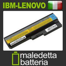 Batteria 10.8-11.1V 5200mAh per Ibm-Lenovo 3000-B550