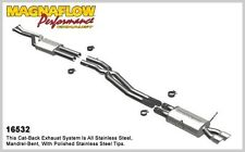 1998-2000 BMW 323I/328I Magnaflow Cat Back Exhaust-Free Shipping 16532