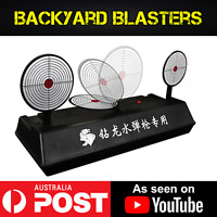 Backyard Blasters Electric Auto-Reset Target For Nerf/Airsoft/BB/Gel Ball Guns