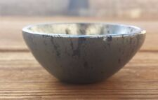 NATURAL HEMATITE STONE HANDCARVED GEMSTONE BOWL [17]