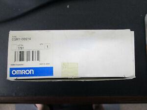 OMRON CQM1-OD214 OUTPUT MODULE - NOS