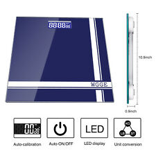 Digital Body Weight Scale with Backlit LCD Display Screen Max:400lbs/180kg