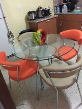 juego de comedor 4 sillas y mesa