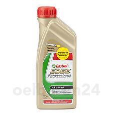1 Liter Castrol Edge Professional A3 0W-40 0w 40 Motoröl vollsynthetisch