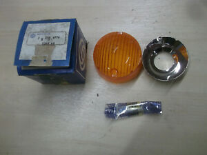 NEW LUCAS L794 LENS & REFLECTOR  FOR MORGAN AC COBRA LOTUS