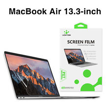 LENTION Ultra-thin HD Screen Protector Cover for 2020 MacBook Air 13 A1932 A2179
