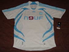 Olympique Marseille Soccer Jersey Adidas Top Football Shirt Maglia Maillot XL
