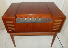 Vintage HMV 2010 Stereogram With GARRARD Labatory SERIES Record PLAYER On STAND