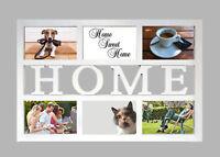 Collage Bilderahmen Home für 6 Fotos Multishot der Marke Shinsuke®