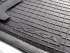 Fully Tailored Rubber / Car Floor Mats Carpet FORD KUGA 2013 2014 2015 2016 2017