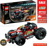 LEGO Technic High Speed Bash 2 IN 1 Race Car Model Advanced Building Set 42073