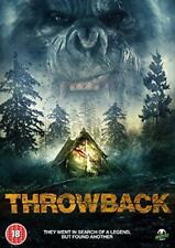 Throwback DVD Australian Horror Survival Movie Film  Gift Idea NEW UK STOCK
