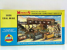 "A.H.M. HO U/A ""COAL MINE"" PLASTIC MODEL KIT #5806"