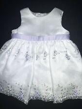 Beautiful Cinderella Brand Little Baby Girl Size 6 Month Dress