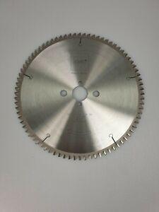 German Circular Saw Blade TCT NE NEG. 250mm X 3,2mm/2,6mm X 30mm Z80 TCG NEG