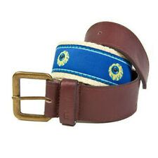 Mishka - Keep Watch Belt in Blue - Genuine Leather Size L - NWT Very Rare