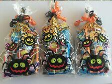 X 10 pre riempiti Halloween Dolci Coni Sacchetti Regalo Festa Halal GRATIS P&P