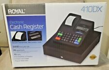 Royal 410dx Electronic Cash Register New Free Shipping