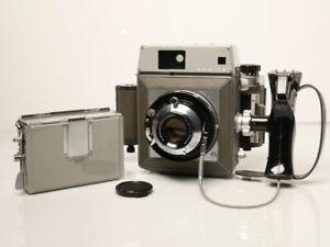 Mamiya press universal Super23 medium format film camera